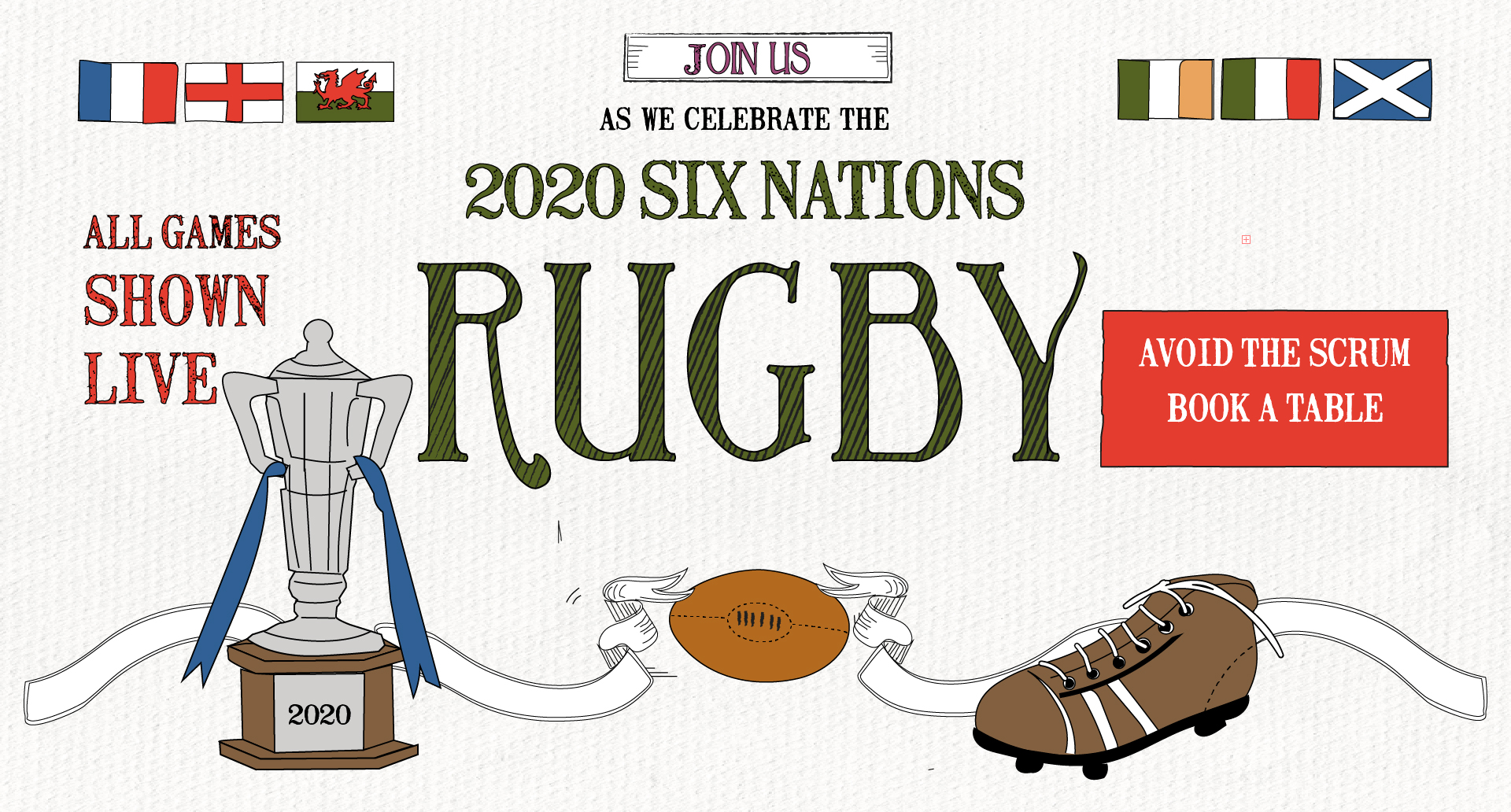 Six Nations at The Phoenix